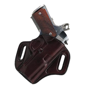 """Galco International Concealable Auto Right-Hand IWB Holster for FN Herstal Five-Seven USG in Black (1.5"""") - CON458B"""