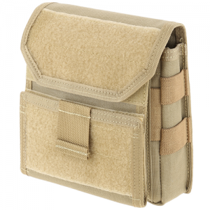 Maxpedition Monkey Combat Admin Pouch Pouch in Khaki - 9811K