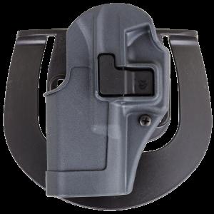 Blackhawk Serpa Sportster Left-Hand Paddle Holster for Glock 19, 23, 32 in Grey - 413502BKL