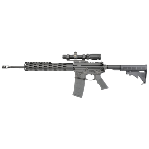 "Colt Competition AR-15 Marksman CRX-16 .223 Remington/5.56 NATO 30-Round 16"" Semi-Automatic Rifle in Black - CRX16"