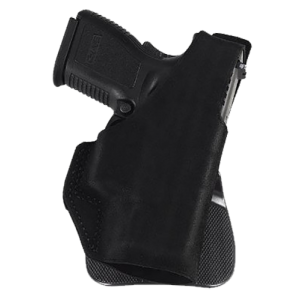 """Galco International Paddle Lite Right-Hand Paddle Holster for Smith & Wesson J-Frame in Black (2.125"""") - PDL160B"""