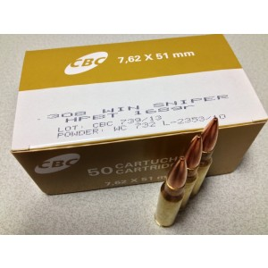 Remington Core-Lokt HyperSonic Rifle Bonded  308 Winchester/7 62