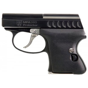 "Masterpiece Arms 380B Protector Sub Compact .380 ACP 6+1 2.25"" Pistol in Black - MPA380BII"