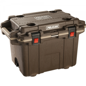IM 50QT Elite Cooler Brown/Tan
