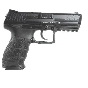 """Heckler & Koch (HK) P30S .40 S&W 13+1 3.86"""" Pistol in Polymer (V3) - M734003SA5"""