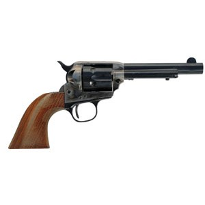 "Taylors & Co 0306 Stallion Pocket.22 Long Rifle/.22 Winchester Magnum 6-Shot 5.5"" Revolver in Blued - 306"