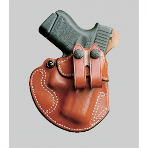 Desantis Gunhide Cozy Partner ITW Left-Hand IWB Holster for Glock 26 in Tan - 028TBE1Z0