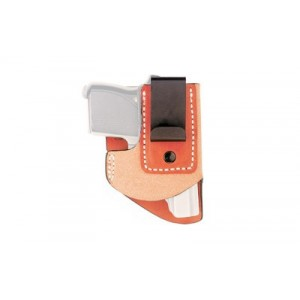 Desantis Gunhide 20 Pop-Up Right-Hand IWB Holster for Kel-Tec P3At/Ruger LCP in Tan Leather - 020TA70Z0