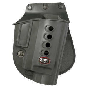 Fobus USA Evolution Right-Hand Paddle Holster for Taurus Judge  in Black - TAJDRP