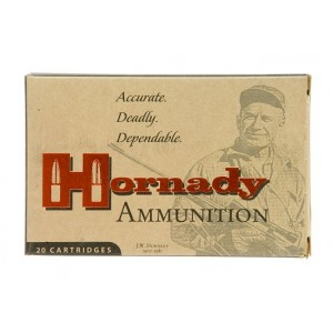Hornady Superformance GMX .270 Winchester Gilding Metal Expanding, 130 Grain (20 Rounds) - 8052