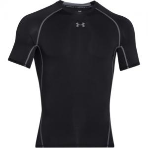 Under Armour HeatGear Men's Undershirt in Black - 3X-Large