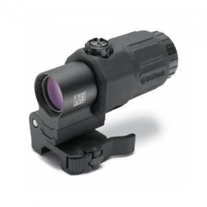 EoTech Magnifier w/STS 3x Magnifier in Black - G33.STS