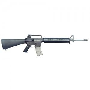 "Bushmaster XM-15 Target .223 Remington/5.56 NATO 30-Round 20"" Semi-Automatic Rifle in Black - 90242"