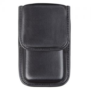 AccuMold Elite Smartphone Case, Basket Weave Black