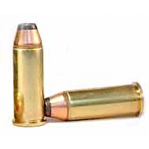Buffalo Bore Ammunition .44 Special Jacketed Hollow Point, 180 Grain (20 Rounds) - 14A/20