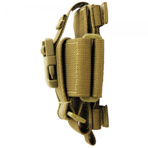 CP-M Medium Cellular Telephone Sheath Color: Khaki