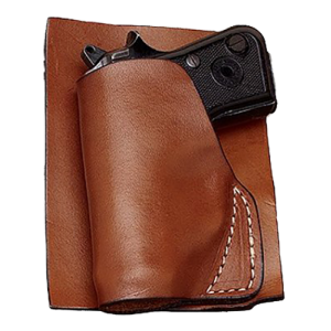 Hunter Company 25002 2500-2 Small Brown Leather - 25002