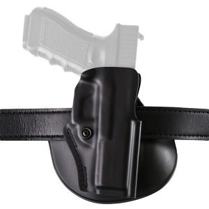 """Safariland Model 5198 Right-Hand Paddle Holster for CZ USA CZ75 SP-01 in Black (4.6"""") - 5198490411"""