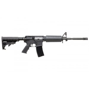 """DoubleStar DSC DS-4 .223 Remington/5.56 NATO 30-Round 16"""" Semi-Automatic Rifle in Black - DSCR102"""