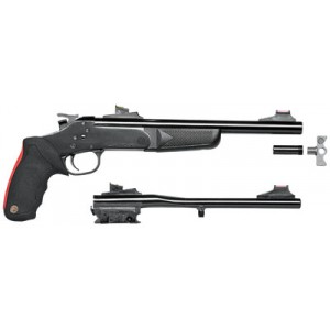 """Rossi Matched Pair Pistol.410/.45 Long Colt 1+1 11"""" Pistol in Blued Steel - P4102211BS"""
