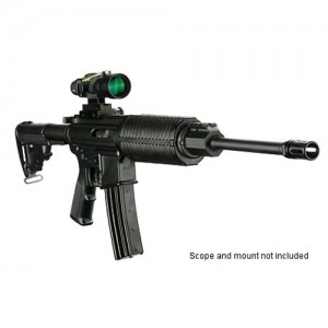 """DPMS Panther Arms Sportical Versatility/Value .223 Remington/5.56 NATO 30-Round 16"""" Semi-Automatic Rifle in Black - 60200"""