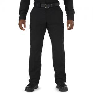 5.11 Tactical PDU Stryke Men's Uniform Pants in Black - 38 x Unhemmed