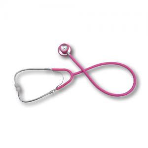EMI Dual Head Stethoscope, Pink