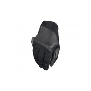 Mechanix Wear Tactical Specialty Tempest Gloves, Fire Resistant, Covert Black, Leather, Large Tstm-55-010