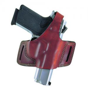 Black Widow Holster Gun Fit: 14 / Glock / 17, 19, 22, 23, 26, 27, 34, 35, 39 Hand: Left Color: Tan - 15191