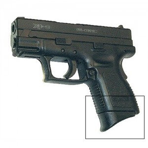 Pearce Black Grip Extension For Springfield XD Series PGXD
