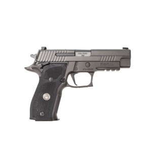 "Sig Sauer P226 Full Size Legion 9mm 15+1 4.4"" Pistol in Legion Grey PVD Alloy (Single Action Only) - E26R9LEGIONSAO"