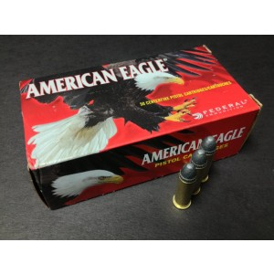 Federal Cartridge American Eagle .38 Special Lead Round Nose, 158 Grain (50 Rounds) - AE38B