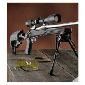 Knoxx Axiom Rimfire Rifle Stock For Ruger 10/22 K98200C