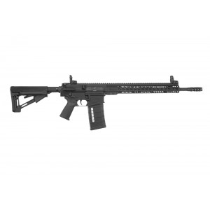 "Armalite AR-10 Tactical .308 Winchester/7.62 NATO 25-Round 18"" Semi-Automatic Rifle in Black - AR10TAC18"