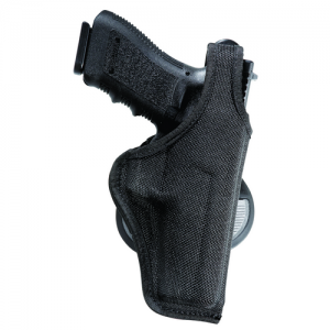 Model 7500 Accumold® Paddle Holster, Finish: Black, Hand: Right, Gun Fit: Glock 17 - 18838