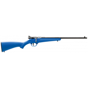 """Savage Arms Rascal Youth .22 Long Rifle 16.13"""" Bolt Action Rifle in Blued - 13785"""
