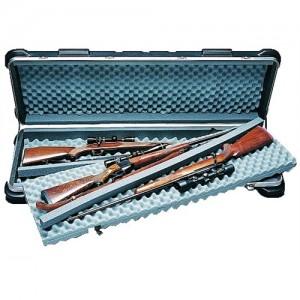 SKB Four Gun Rifle Case w/Wheels 2SKB5014