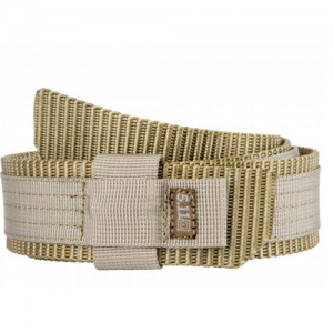 Drop Shot Belt Color: Sandstone Size: Large
