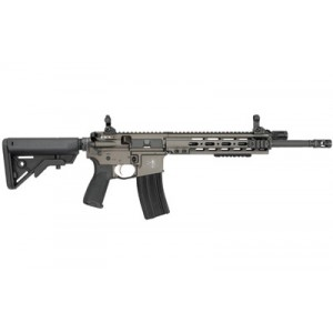 "Bravo Company HSP Jack .223 Remington/5.56 NATO 30-Round 16"" Semi-Automatic Rifle in Disruptive Grey Cerakote - 790-JACK-01"