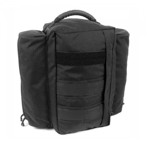 M-7 Series Med Pack HydraStorm  M-7 Series Med Pack HydraStorm Black M-7 is a small, compact Med Pack designed for easy deployment and carry. It can be worn as a backpack or used as a carry bag. Great for medical gear, travel gear and anything needing sep