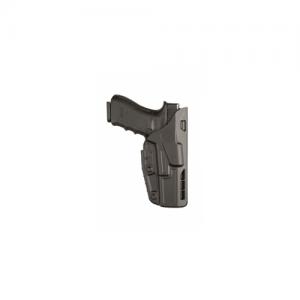 Model 7379 7TS™ ALS® Concealment Clip-on Belt Holster Finish: STX FDE Brown Gun Fit: Heckler & Hoch VP9 Hand: Right - 7379-593-551