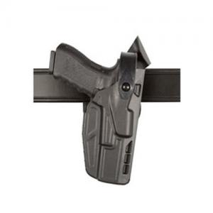 7TS ALS Level III Retention Mid-Ride Duty Holster Belt Size: 2.25  Finish: STX Plain Gun Fit: Sig Sauer P320 45 Hand: Right - 7360-451-411