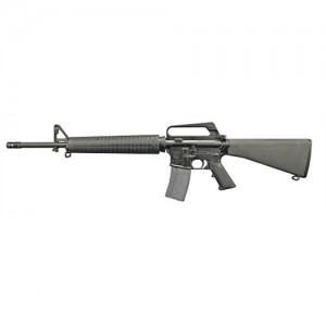 "Olympic Arms Plinker Plus 20 .223 Remington/5.56 NATO 30-Round 20"" Semi-Automatic Rifle in Black - PLINKRPLUS20"