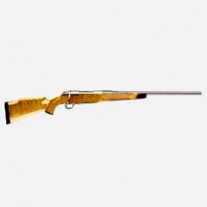 """Browning X-Bolt White Gold Maple Med. .243 Winchester 4-Round 22"""" Bolt Action Rifle in Stainless - 35332211"""