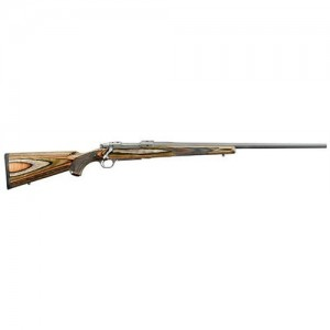 "Ruger Hawkeye Predator .223 Remington/5.56 NATO 5-Round 22"" Bolt Action Rifle in Matte Stainless - 17122"