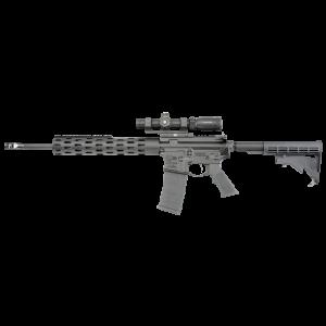 """Colt Competition AR-15 Marksman CRX-16 .223 Remington/5.56 NATO 30-Round 16"""" Semi-Automatic Rifle in Black - CRX16"""