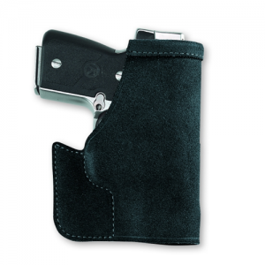Pocket Protector Holster Color: Black Gun Fit: RUGER LCP II - PRO836B