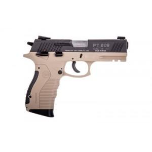 "Taurus 809 9mm 17+1 4"" Pistol in Flat Dark Earth Polymer - 1-809041T"