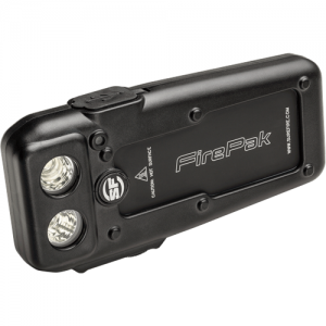 FirePak™ Smartphone Video Illuminator + Charger