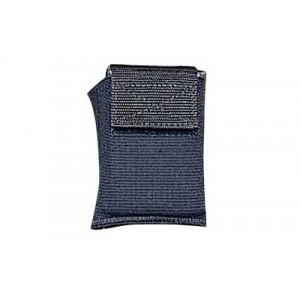 Desantis Elastic Ankle Ambidextrous Wallet, Black 063bjawz0